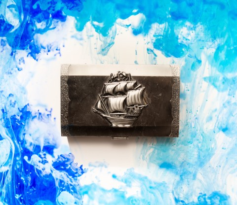 Ocean-and-Sea_Face-Mask_Black-Cotton_Label