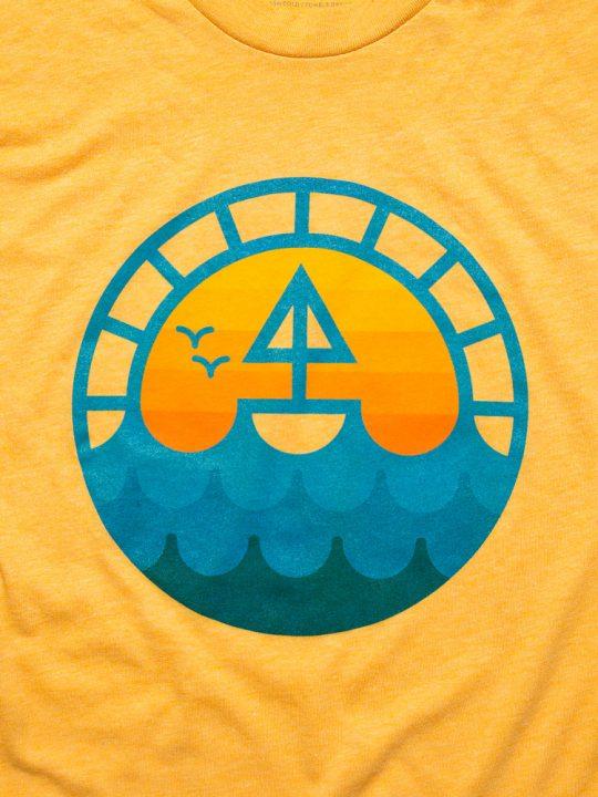 Ocean-and-Sea_Sunrise-Waves_Tee_Graphic