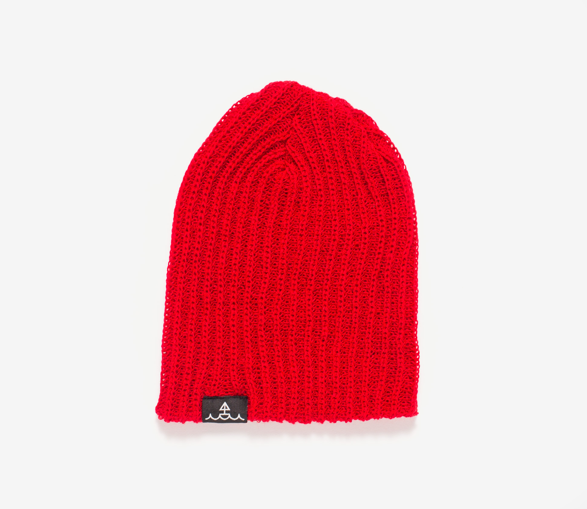 The Beanie (loose fit red)  b25529178269