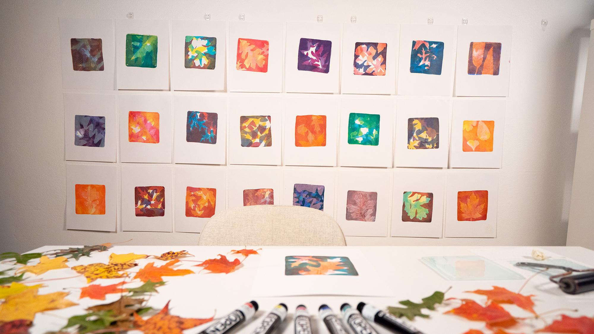 Ocean-and-Sea_Studio-Art-Club_Printmaking_Leafs-2
