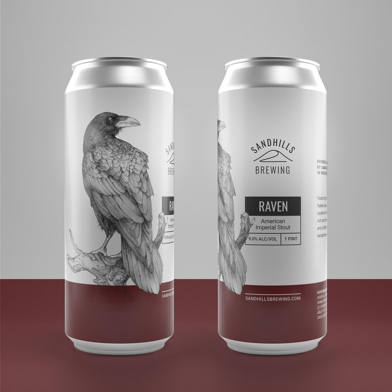 Ocean-and-Sea_Sandhills-Brewing_Cans_Raven_Combine